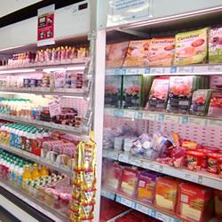 冷凍食品との違い